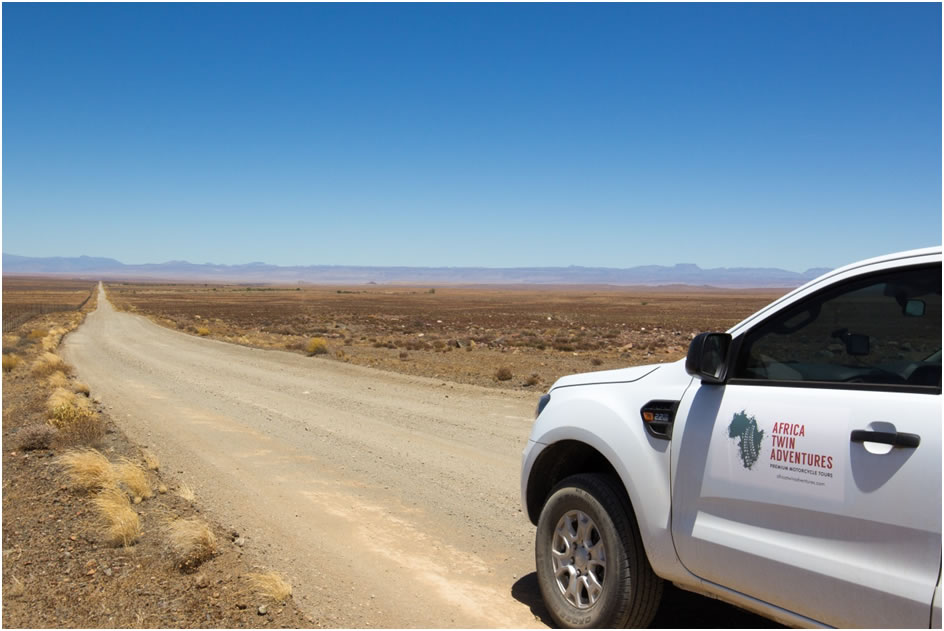 Exploring the Karoo
