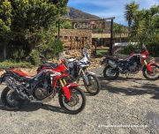 Africa Twin Adventures Baiskloof Bush Pub