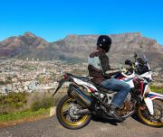 Africa Twin Adventures Table Mountain View