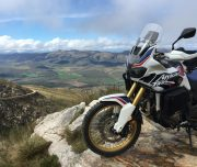 Africa Twin Adventures Top Swartberg Pass
