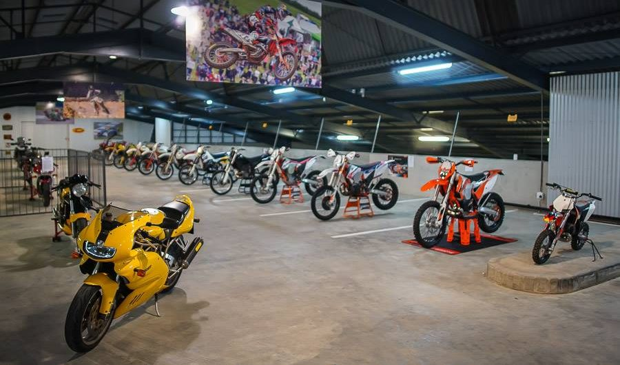The motorcycle Room