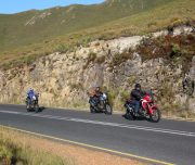 Africa Twin Adventures Franschoek Pass 3 bikes