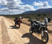 Africa Twin Adventures Little karoo 2 Bikes