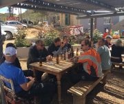Africa Twin Adventures Lunch At Barrydale